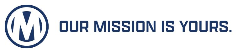 Our Mission is Yours logo